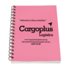 A6 PP Colour Pads in pink