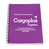 A6 PP Colour Pads in purple