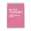 A7 PP Colour Pads in pink