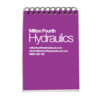 A7 PP Colour Pads in purple