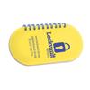 Capsule Pad in yellow