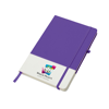 Colours Notebook in purple