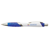 Orlando Ballpen White in blue