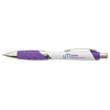 Orlando Ballpen White in purple