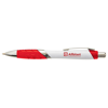 Orlando Ballpen White in red