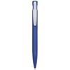 Harlequin Ballpen in blue-white-clip