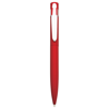 Harlequin Ballpen in red-white-clip