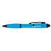 Curvy Candy Stylus Pen in cyan