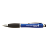 Curvy Stylus Ballpen in blue-and-black