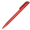 Espace Frost Ballpen (Pad Print) in red