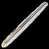 Da Vinci Lucerne Fountain Pen (Supplied with Da Vinci 01 Box) in silver