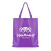Morgan Shopper in purple