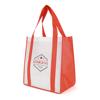 Trudy Shopper in red
