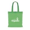 Budget Mini Coloured Shopper in green