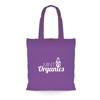 Budget Mini Coloured Shopper in purple