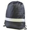 Celsius Drawstring Bag in black