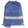 Celsius Drawstring Bag in blue