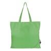 Folding Shopper in green