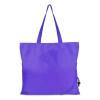 Folding Shopper in purple