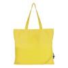 Folding Shopper in yellow