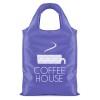 Eliss Foldable Shopper in purple