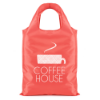 Eliss Foldable Shopper in red