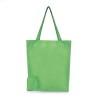 Trafford Foldable Shopper in green