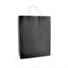 Ardville Large Paper Bag in black