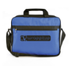 Sullivan Document Bag in blue