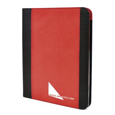 Antrim A4 Folder in red