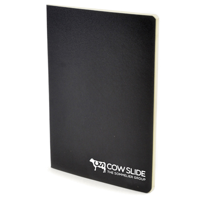 A6 Exercise Book in black