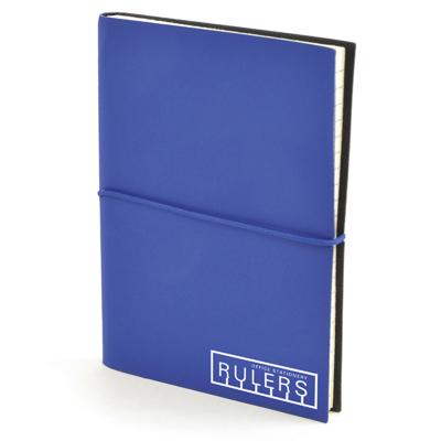 A6 Centre Notebook in blue