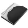 A7 Spiral Notebook in black