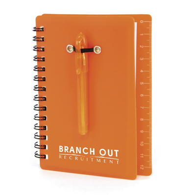 B7 Canopus Notebook in orange