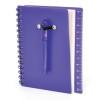 B7 Canopus Notebook in purple