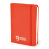 A7 Mole Notebook in red