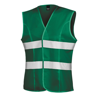 Women'S Hi-Viz Tabard in paramedic-green