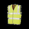 High Viz Vest in yellow