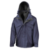3-in-1 Waterproof Fleece Lined Jacket in navy