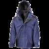 3-in-1 Waterproof Fleece Lined Jacket in royal