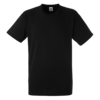 Heavy Cotton T-Shirt in black