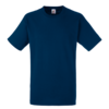 Heavy Cotton T-Shirt in navy