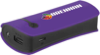 Power Bank - Velocity in purple