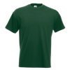 Super Premium T-Shirt in bottle-green