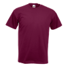 Super Premium T-Shirt in burgundy