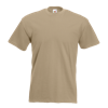 Super Premium T-Shirt in khaki