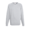 Lightweight Raglan Sweatshirt in heather-grey