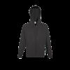 Lightweight Zip Hooded Sweatshirt in light-gaphite