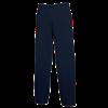 Open Hem Jog Pants in deep-navy