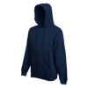 Hooded Sweatshirt in deep-navy